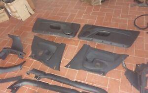 Interni pannelli plastiche Renault Clio II 3 Porte Sportelli Tasche