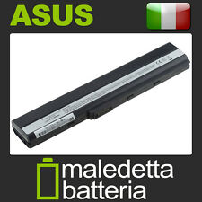 Batteria POTENZIATA 5200mAh per Asus X52DR X52F X52J X52JB X52JC X52JE X52JG