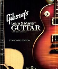 Gibson's Learn & Master Guitar [New DVD]