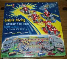 REVELL GoKart Racing Adventskalender 2003 - ungeöffnet - Advent Calendar vintage