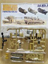 F-toys World tank museum 1/144 - Sdk. fz 7 German armor vehicle set desert