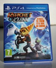 JEU PS4 - RATCHET CLANK / COMME NEUF / COMPLET