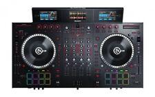 Numark NS7III Four Deck Serato DJ Controller W/3 Color LCD'S+Serato DJ Software
