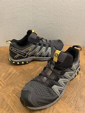 Salomon Mens XA Pro 3D Chassis Contra Grip Trail Hiking Running Shoe US Sz 10.5