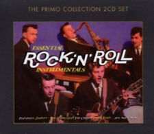 Various Artists : Essential Rock 'N' Roll Instrumentals CD (2010) ***NEW***