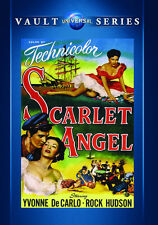 Scarlet Angel 1952 (DVD) Rock Hudson, Yvonne De Carlo, Richard Denning - New!