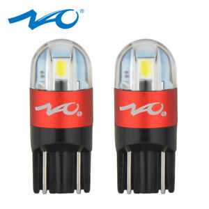 NAO T10 W5W LED Bulb 3030 SMD 168 194 Car Accessories Clearance Lights Reading