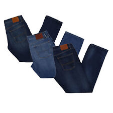 Lucky Brand Mens Jeans 363 Straight Fit Casual Denim Bottoms Pants Clover Patch