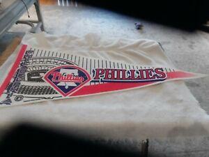 1994 Vintage Philadelphia Phillies Pennant