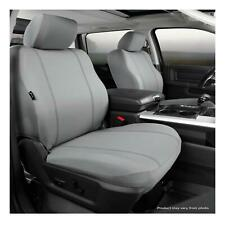 Fia SP87-34 GRAY Front Bucket Seats Cover for 15-19 Ford F-150/Super Duty