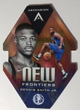 2017-18 ASCENSION NEW FRONTIERS RC DIE-CUT DENNIS SMITH JR. (K)