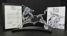 SWAROVSKI NUMBERED LIMITED EDITION BULL