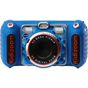VTech Kidizoom Duo DX, Digitalkamera, blau