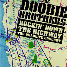 2x CD - The Doobie Brothers - Rockin' Down The Highway - #A1029 - RAR