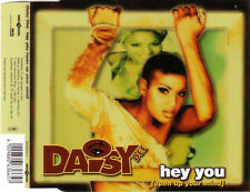 Daisy Dee ‎– Hey You [Open Up Your Mind] (CD-Maxi)