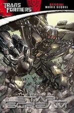 The Reign of Starscream (Transformers Movie Sequel)-ExLibrary