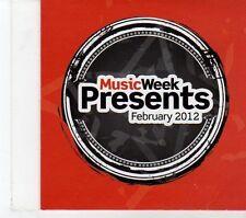 (FT787) Music Week - February 2012 - Music Week CD