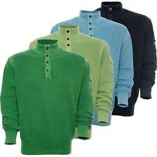 Herren-Pullover   -Mittel mit Stehkragen und Knöpfe günstig kaufen ... 2207962580
