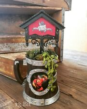 Disney Beauty & The Beast Red Rose Tavern Inspired Custom Sign Marquee Display