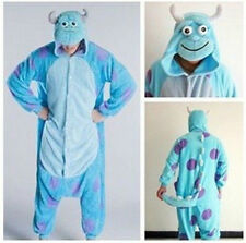 Sully Charmander Onesie Cosplay Costume Jumpsuit Kigurumi Sleepsuit Dress