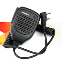 Baofeng BF-S112 Altoparlante portatile a due vie Talkie Radio Mic UV-5R 888S KY.