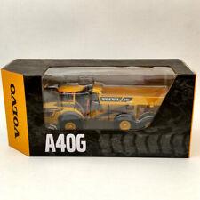 Motorart 1:50 VOLVO A40G Articulated Hauler Dump Truck yellow Diecast Model
