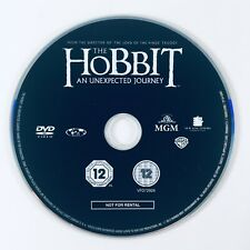 The Hobbit: An Unexpected Journey (DVD, 2013) - Disc Only
