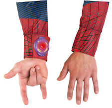 Spider-Man Deluxe Costume Web Shooter Accessory Adult One Size