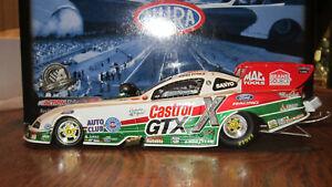 JOHN FORCE 2008 RETRO LIQUID COLOR  NITRO FUNNY CAR  ACTION 1/24  DIECAST