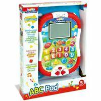 Baby clementoni Abc pad tablet interattivo 18m +