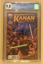 Kanan the Last Padawan (2015) # 1 CGC 9.8 NM/MT Marvel Sabine Wren