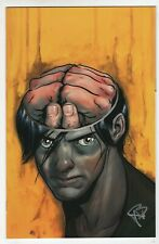 Polarity 2 Boom 2013 VF Signed 1:15 Tyler Crook Variant Max Bemis Say Anything