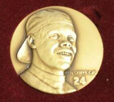 "The Highland Mint Ken Griffey Jr. Large 2-1/2"" Bronze Coin Medallion /3,000"