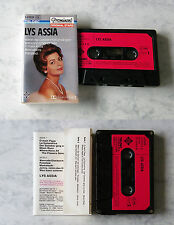 LYS ASSIA Prominent .. 1979 Teldec MC TOP