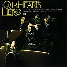 ~BACK ART MISSING~ Our Hearts Hero CD Our Heart's Hero
