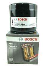 New Genuine Bosch 3402 Premium Spin-On Engine Oil Filter Fast Free Shipping