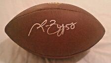 Lance Briggs Autographed NFL Duke Replicia Football PSA-DNA COA