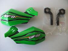 Ufo Enduro Motocross Hand Guard Green Kx Kxf Kl Klx Kdx Kmx Kle Klf Handguards
