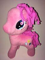 "My Little Pony Pinkie Pie Pink Pony With Balloon Print 11"" Plush Stuffed Animal"