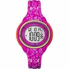 Timex Mid-Size Ironman Sleek 50 Round Women's Watch- TW5M03000