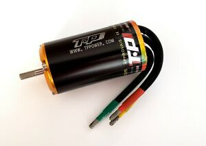 TP Power TP3640 6600kv Brushless Motor TP3640 with 5mm shaft (vented end cap)