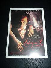 IMMORTAL BELOVED, film card [Gary Oldman as Ludwig van Beethoven]