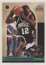 1997 Score Board Auto Basketball God Shammgod #42 Rookie