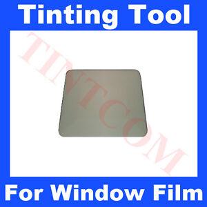 Extra Hard White Teflon Card Car Window Tinting Tool Fitting Tool