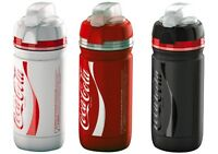 COCA COLA BIKE CYCLING WATER BOTTLE by ELITE - 550ml