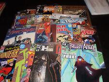 Huge Lot DC Comics 24 Number One Issues 1977-2012 Batman Superman JLA Titans