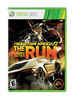 Need for Speed: The Run Limited Edition (Microsoft Xbox 360, 2011) FAST SHIPPING