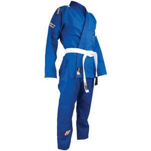 Revgear The Ultimate Jiu Jitsu Gi in BLUE Lightweight Durable Size A4