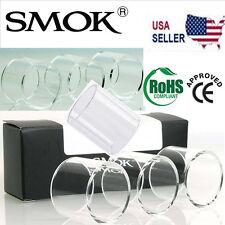 4Pcs SMOK Vape-Pen 22 Clear Replacement Pyrex Glass Tank Tube Sleeve Cap (USA)