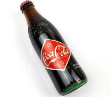 Coca-Cola Coke USA Flasche 2012 Christmas Edition Vintage 1900 Style